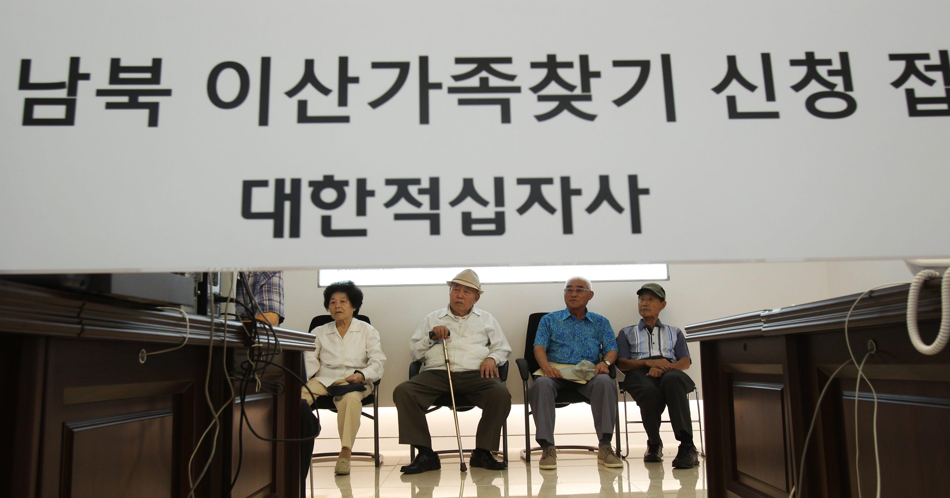 6c755ca14c62 N. Korea postpones reunions of war-divided families