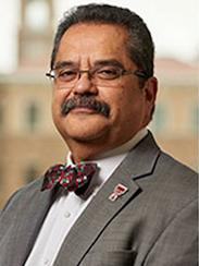 Dr. Jose Manuel de la Rosa, vice president for outreach