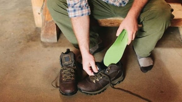 Your feet need proper support, and these insoles will deliver.