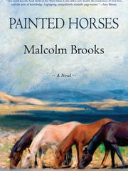 """Painted Horses"" by Malcolm Brooks"