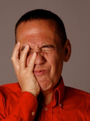 Gilbert Gottfried assumes he'll be paid in cheese when