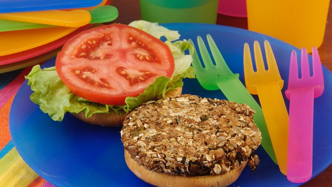 Some veggie burgers may not be as healthy as they seem.