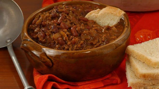 Lakeshore United Methodist Church will host a chili supper Nov. 8.