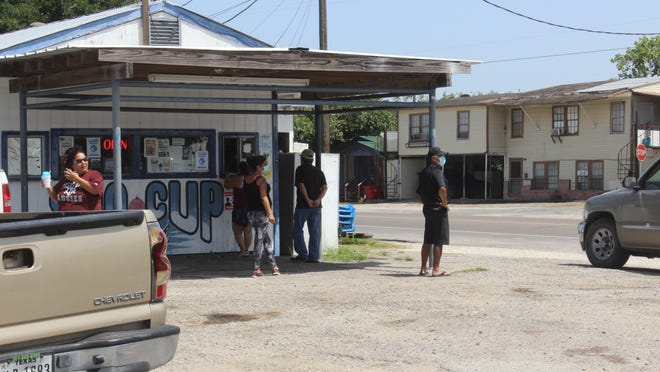 Robstown Sno-Cup is keeping residents cool during the South Texas dog days of summer.