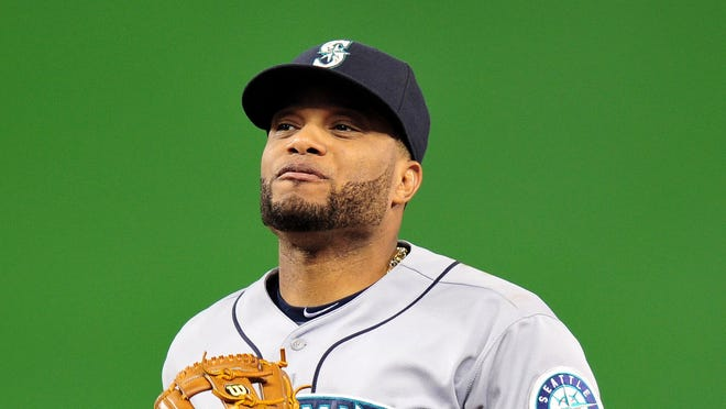 Robinson Cano has performed reasonably well in his short time with the Mariners, hitting .301 with 11 RBI through 24 games.