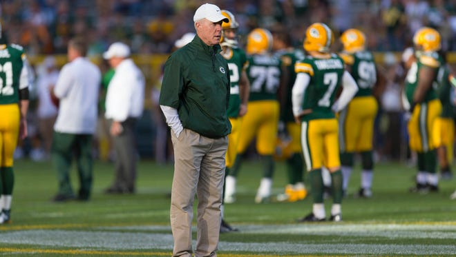 At age 60, Packers GM Ted Thompson has no thoughts of retirement.