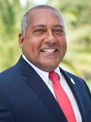 Cocoa Beach Mayor Ben Malik