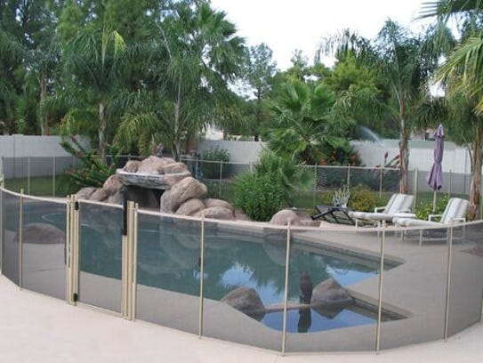 Medidas que debe tomar si tiene piscina en casa for Medidas piscina casa