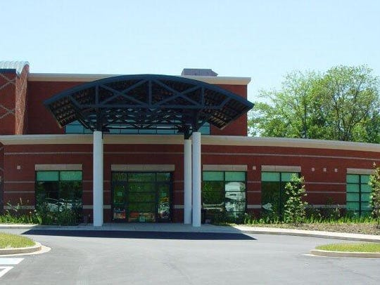 Discovery Center at Murfree Spring is located at 502