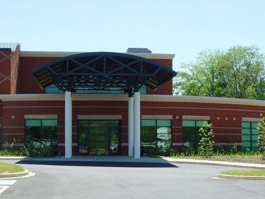Discovery Center at Murfree Spring is located at 502 S.E. Broad St. in Murfreesboro.