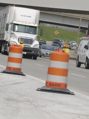 State officials said they are closing lanes of the Southfield Freeway and Michigan Avenue to enable crews to make repairs to six nearby bridges.