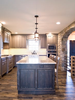 Remodel, outdoor showcases feature stone, barn wood on home decorating, home commercial, home depot,