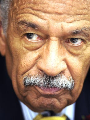 Longtime former Detroit Congressman John Conyers dies at 90