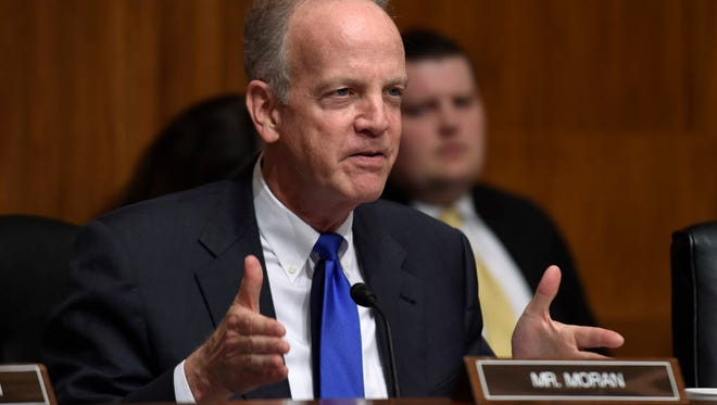 Sen. Jerry Moran, R-Kan., is a member of the Senate Appropriations subcommittee with jurisdiction over the IRS.