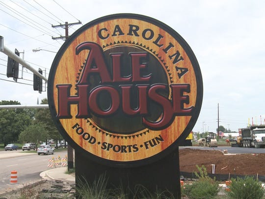 Carolina Ale House is one of three restaurants in Greenville County that are facing a wrongful death lawsuit tied to a fatal DUI wreck involving a 19-year-old driver.