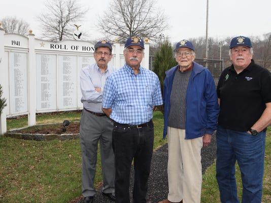 Ardsley Veterans Tax credit