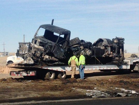 AP FATAL CRASHES TEENS A USA TX