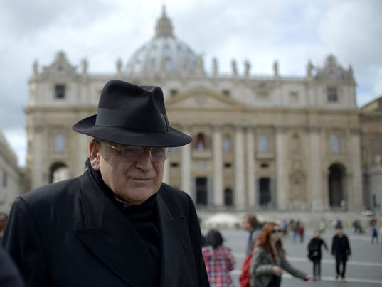 U.S. Cardinal Raymond Burke