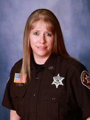 Manitowoc County corrections officer Cheryl Nack