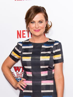 Amy Poehler at the 'Wet Hot American Summer: First Day of Camp' premiere on June 22.