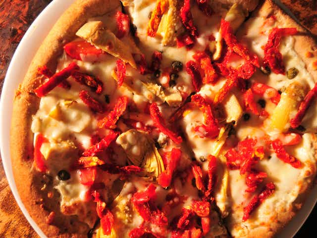 51 Great Pizza Parlors