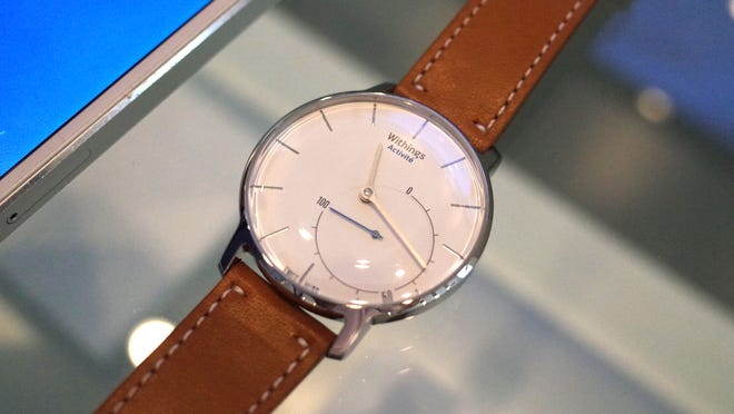 Withings wants to reach the fit and fashionable with an all-in-one solution that sits pretty on your wrist.