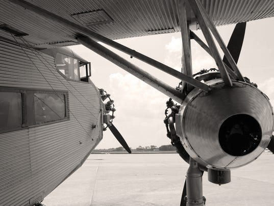 Ford Trimotor, Classic Airliner