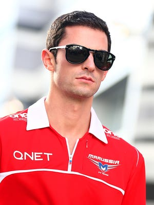 Alexander Rossi is not sure when he'll get his next chance at a Formula One ride.