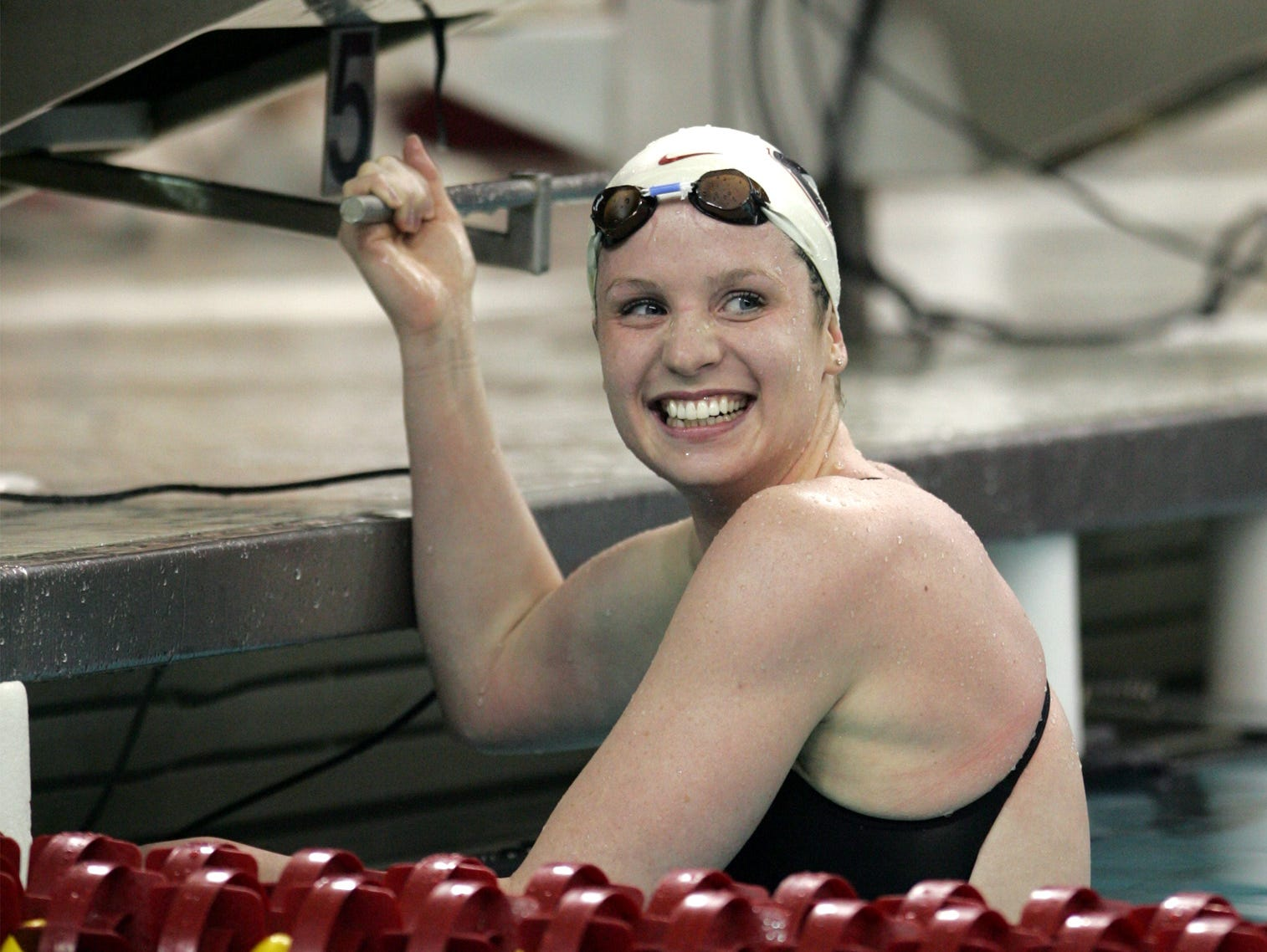 Four-time Olympic silver medalist Kara Lynn Joyce will host a clinic Thursday at EmBe Fitness and Aquatic in Sioux Falls.