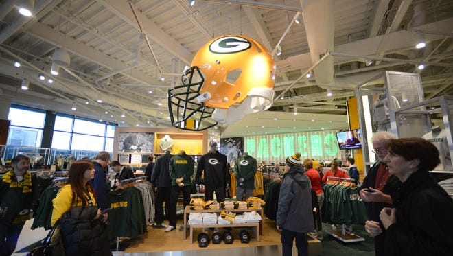The Packers Pro Shop redesigned its website to make it more user-friendly.