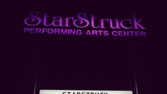 The StarStruck Theatre marquee shares this exciting news with the community. March 29 was a banner day for the children's theater when its capital campaign came to an exciting close with the purchase of the building at2101 S.Kanner Highway.