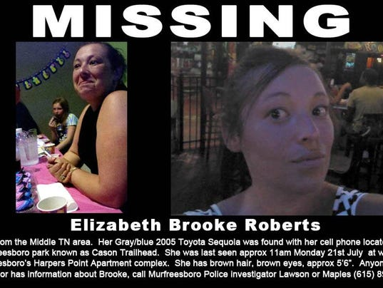 Missing Manchester woman