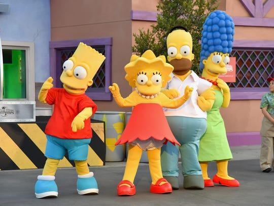 Los Simpsons establecerán un nuevo récord en la televisión