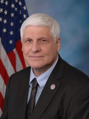 Bob Gibbs Official portrait of U.S. Rep. Bob Gibbs,
