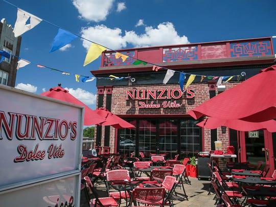 Nunzio's Dolce Vita in Morristown.