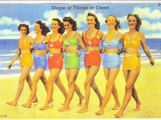 Ann Hinson Vintage card art
