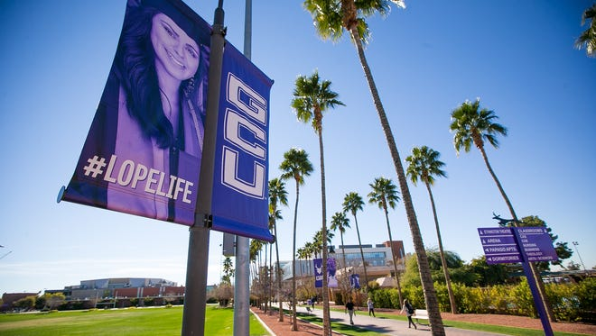 Grand Canyon University may be ready to add a non-profit element to its operations early next year.
