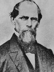 John A. Roebling, designer of the Roebling Suspension