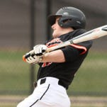 Brighton's Trevor Hopman went 2-for-2 with three runs scored an RBI and two walks to help the Dogs beat Walled Lake Western on Monday.
