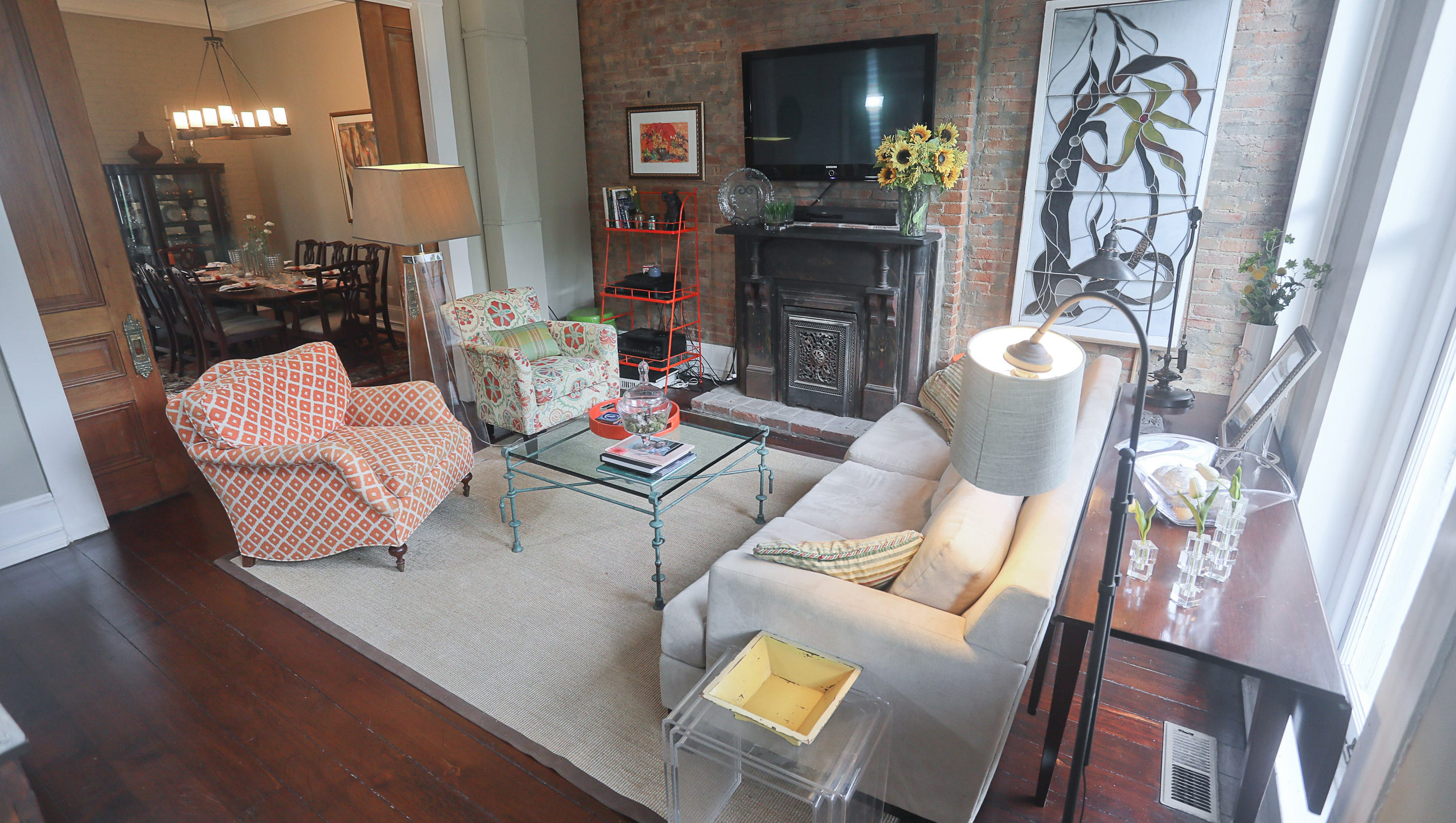 Historic Butchertown Home Gets A Fresh Look