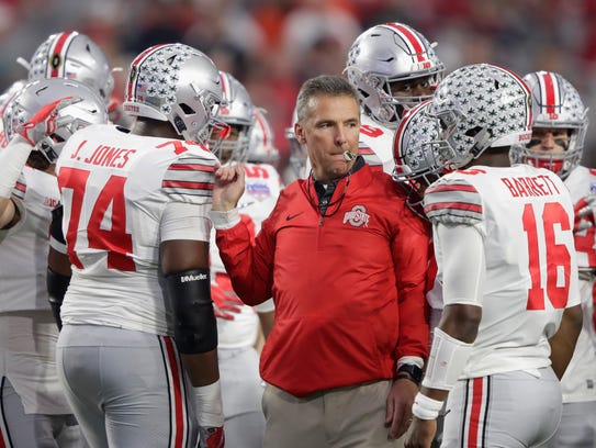 Urban Meyer and Ohio State came on late for Oliver