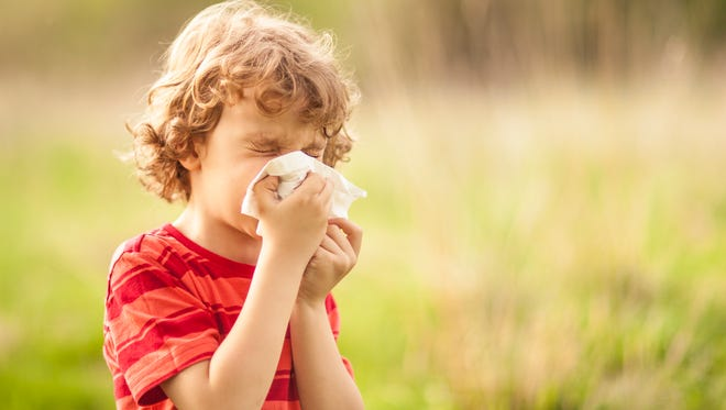 This time of year brings a welcomed reprieve from the heat, but with that great weather comes high pollen and allergen levels that can wreak havoc on a person's respiratory system.