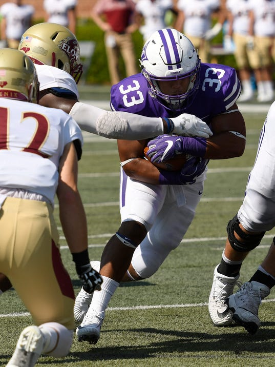 Furman Vs. Elon