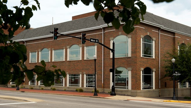 WEVV's old building at 44 Main Street in Downtown Evansville will soon be home to Evansville public broadcasting service, WNIN,