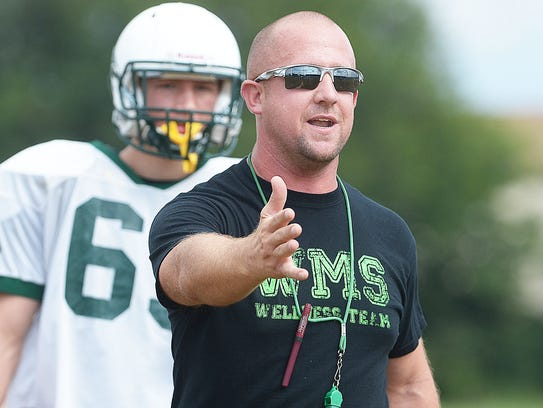 Central York hired former Carlisle coach Josh Oswalt