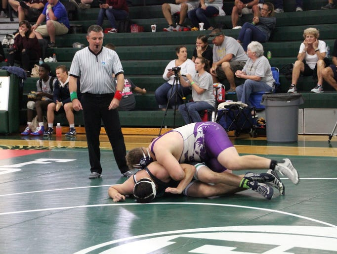 Gary Freis Duals: High school wrestling