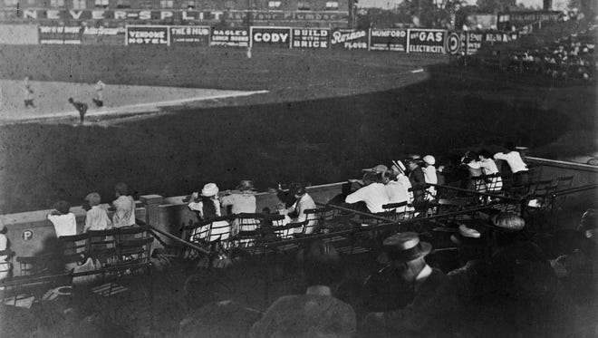 Bosse Field is the third oldest baseball stadium still in regular use in the United States.