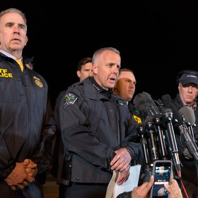 How police tracked down the suspected Austin serial bomber