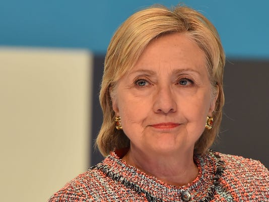 Hillary Clinton Presumptive Democratic presidential nominee