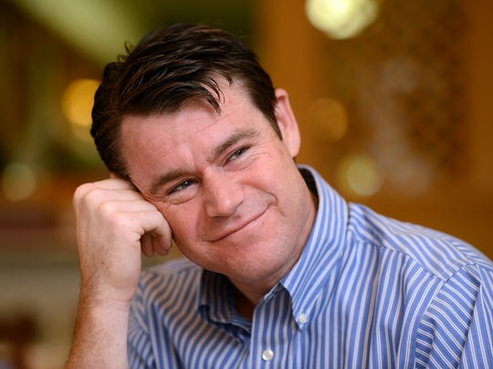US Rep Todd Young, from the 9th Congressional District,
